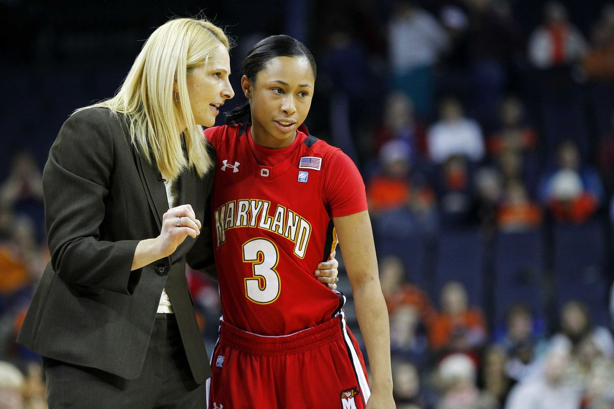 Redshirt sophomore is one of the players who Maryland expects to make a difference against UConn tonight.
