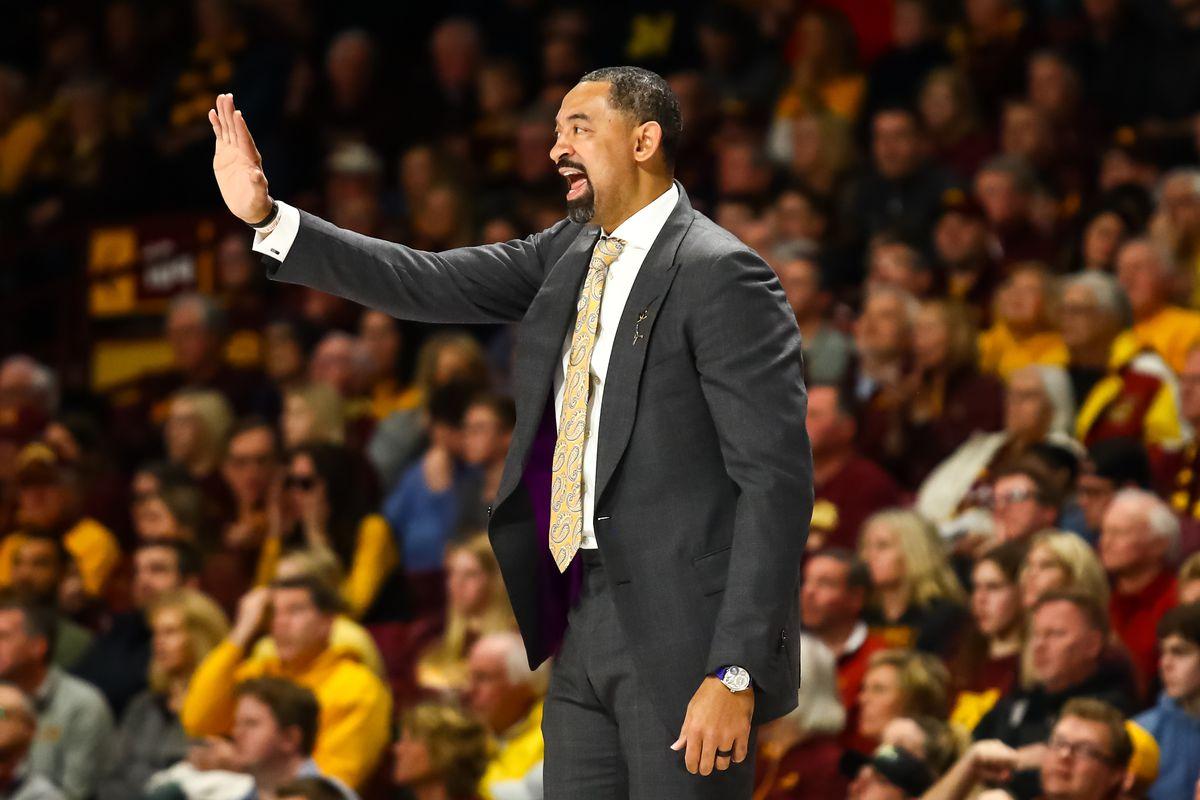 NCAA Basketball: Michigan at Minnesota