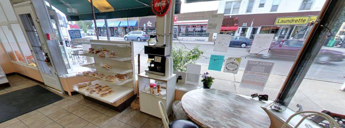 Inside the family-run bakery. Photo courtesy Google