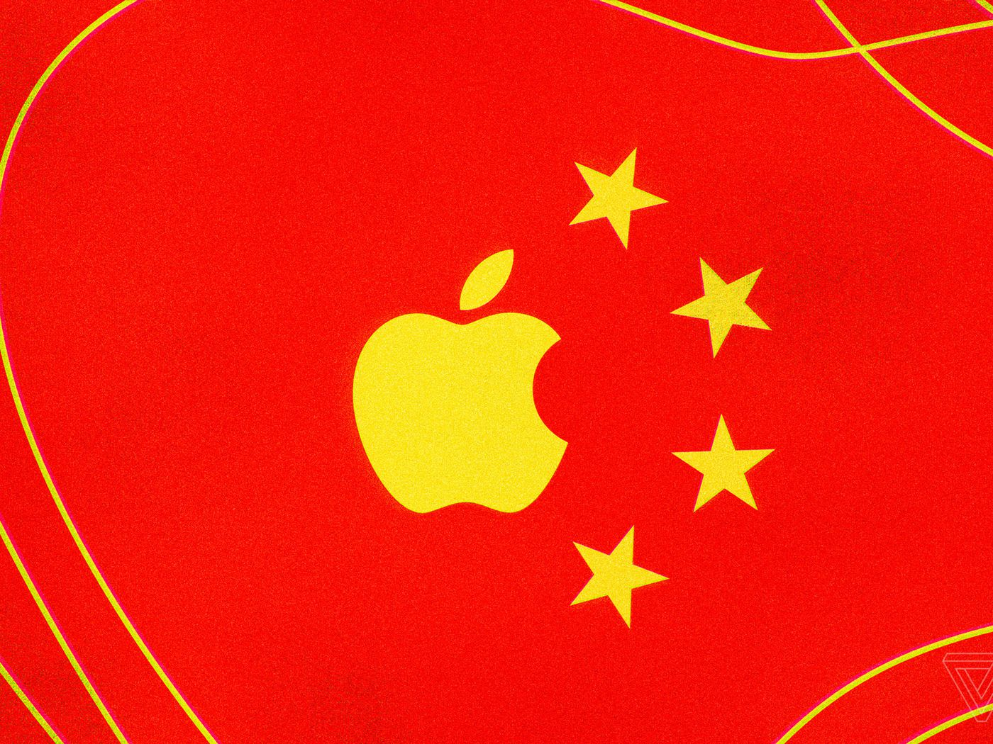 Apple S Tencent Privacy Controversy Is More Complicated Than It Looks The Verge
