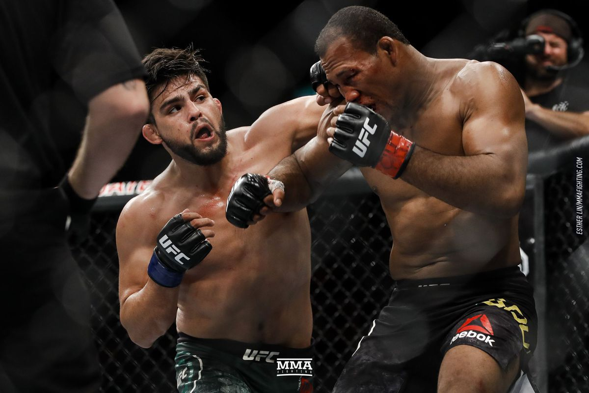 Image result for kelvin gastelum