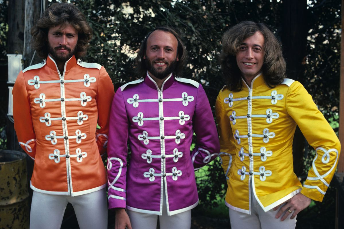 The Bee Gees' Robin Gibb