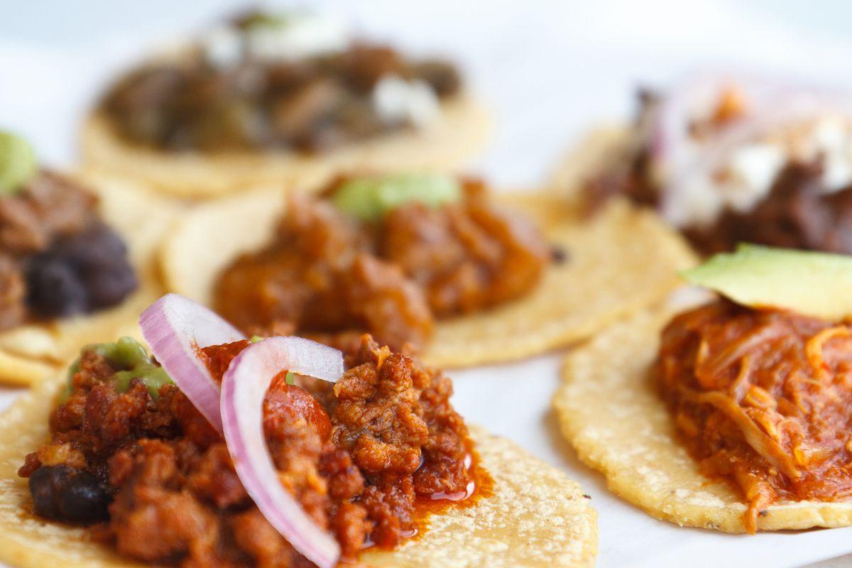 Guisados taco spread