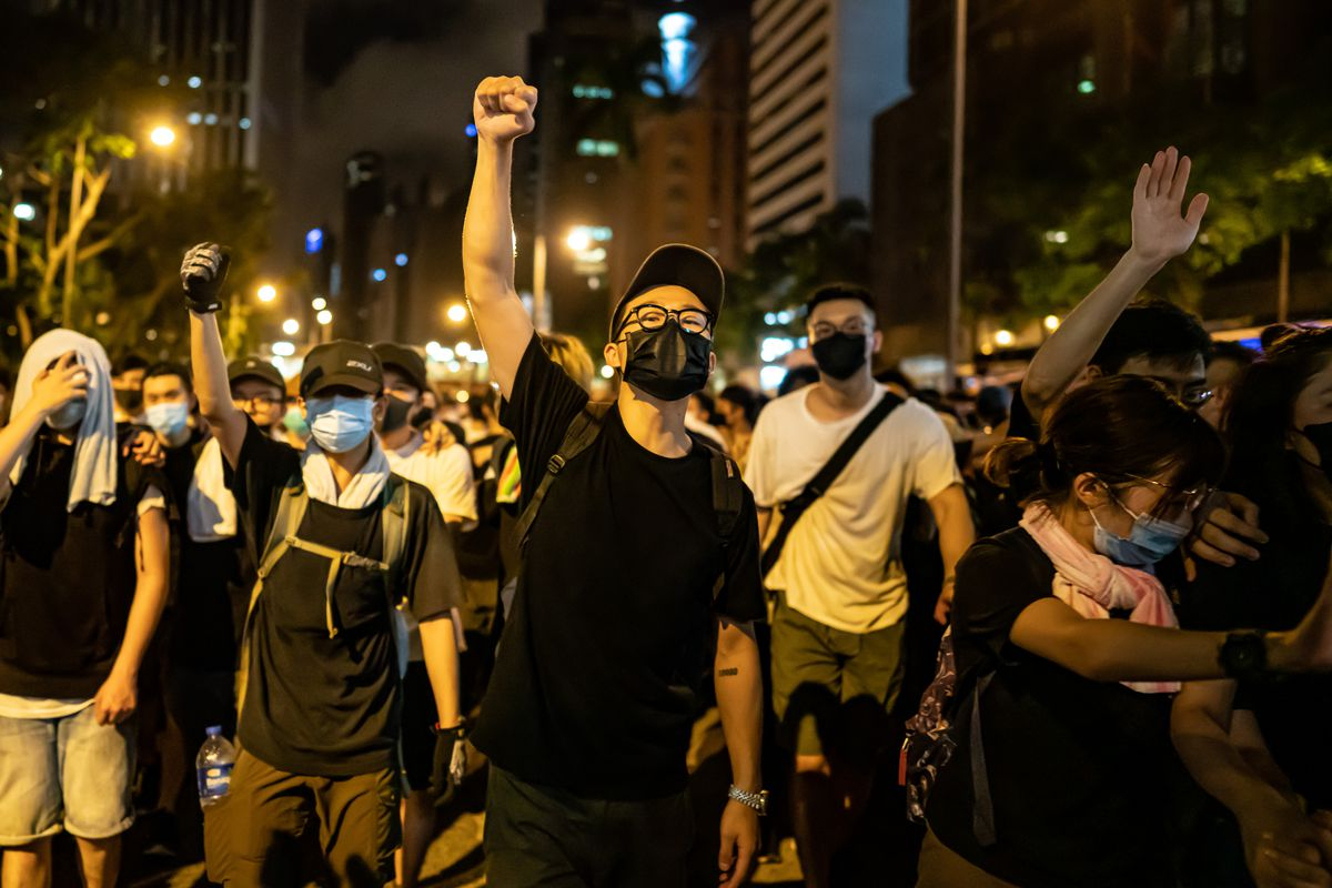 Hong Kong's 2019 protests are about extradition and democracy in