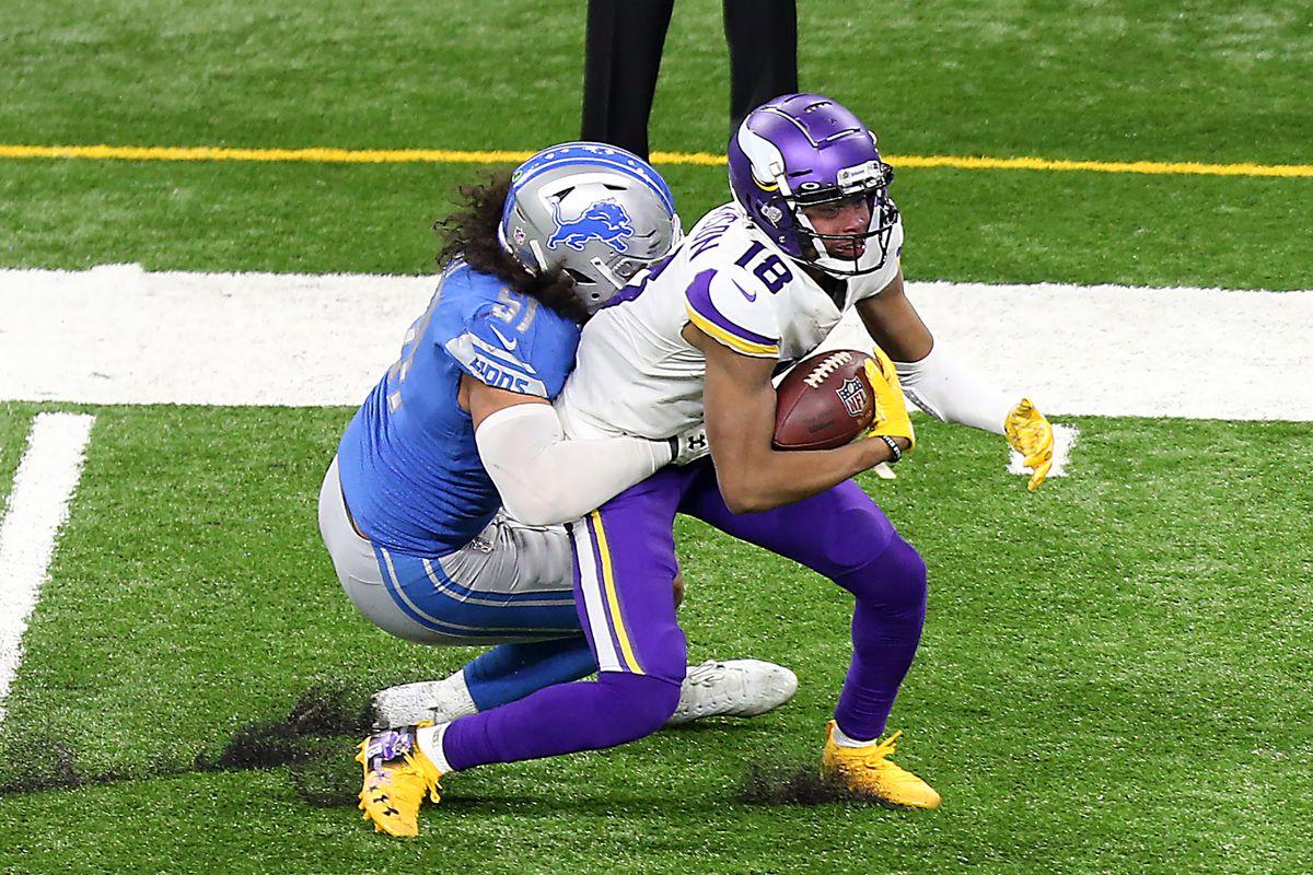 Minnesota Vikings v Detroit Lions - NFL Football Game