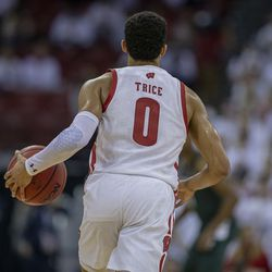 D'Mitrik Trice had a phenomenal game, with 14 points, six rebounds, five assists on 39+ minutes of game action. He also was responsible for guarding conference player of the year candidate Cassius Winston.