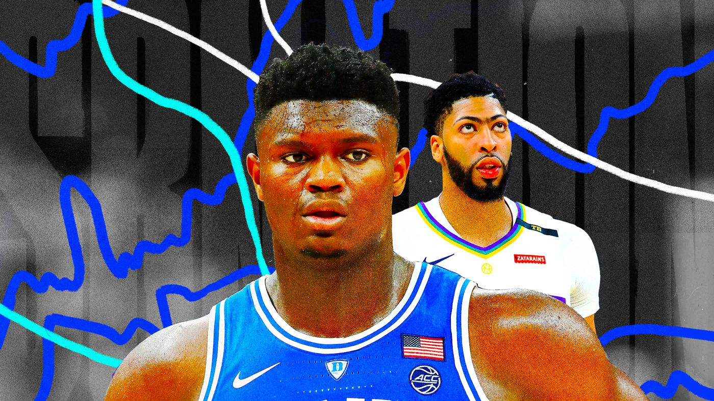 850d50f22400 Anthony Davis will never find a better teammate than Zion Williamson -  SBNation.com