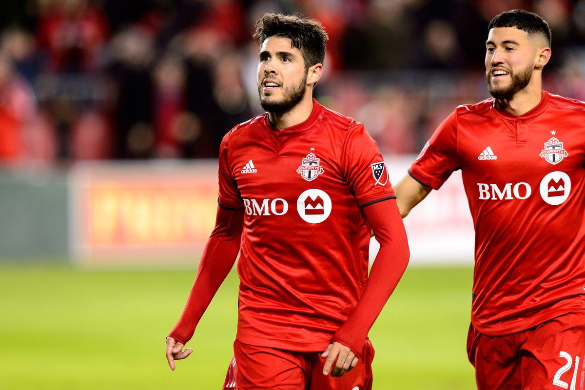 SOCCER: MAR 29 MLS - New York City FC at Toronto FC