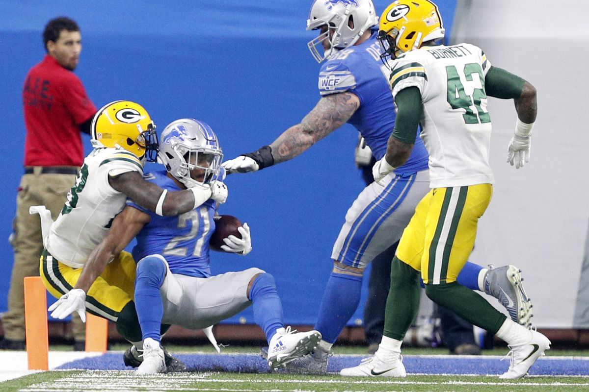 NFL Week 5 predictions  Staff picks for Detroit Lions vs. Green Bay Packers 1c307ec4a