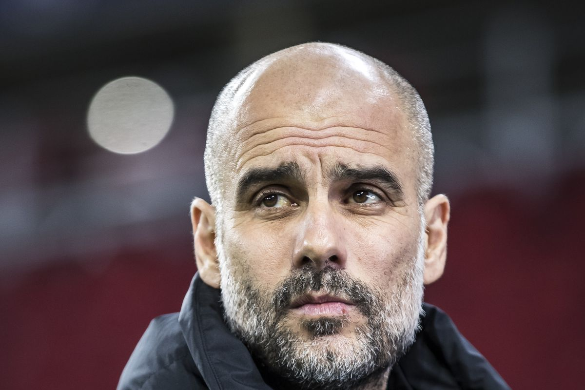 Manchester City v Borussia Mönchengladbach - UEFA Champions League Round Of 16 Leg Two