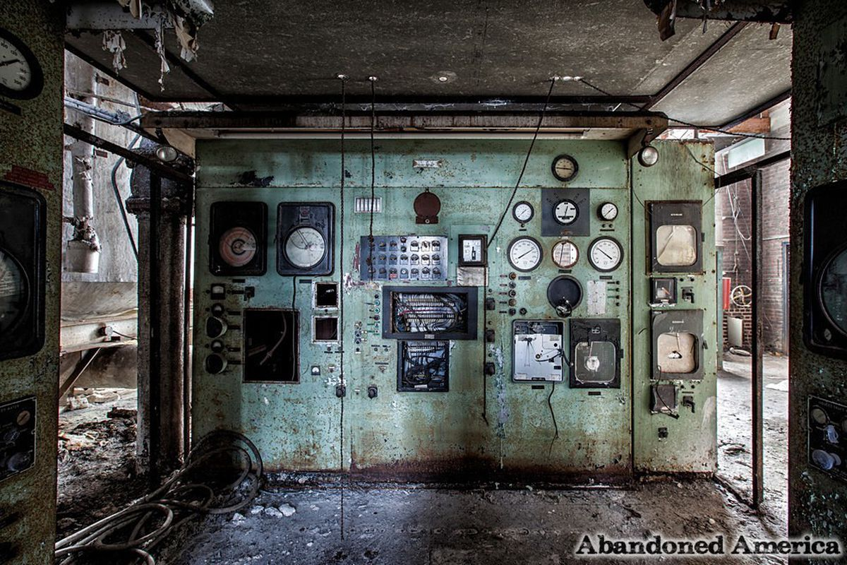If All Goes To Plan The End Of Willow Steam Plant May Be In Sight Photos By Matthew Christopher Abandoned America
