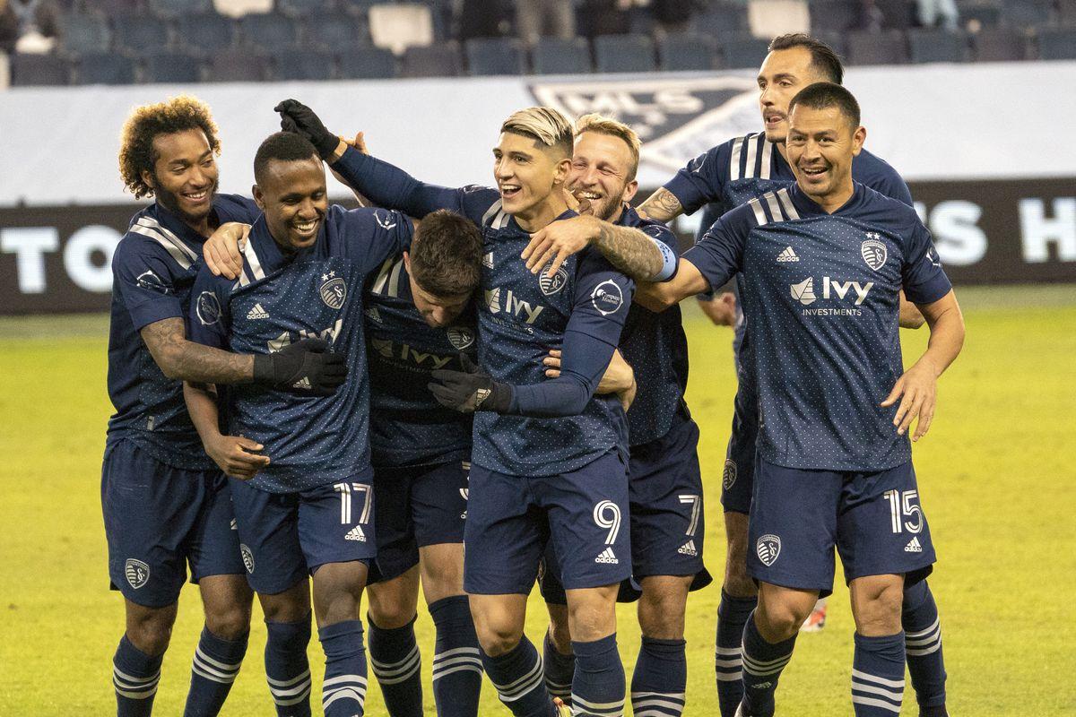 MLS: Colorado Rapids at Sporting Kansas City