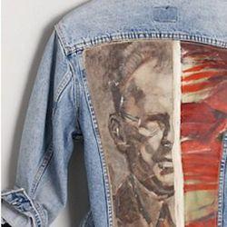 Swarm denim jacket, $388