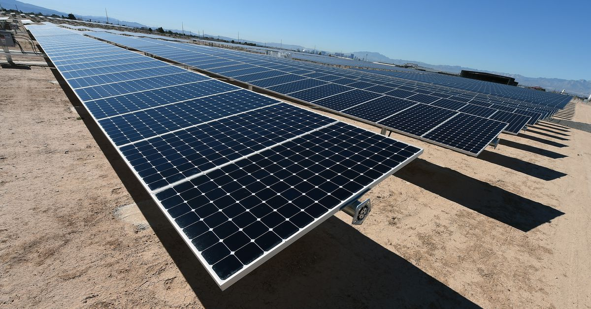 What made solar panels so cheap? Thank government policy.