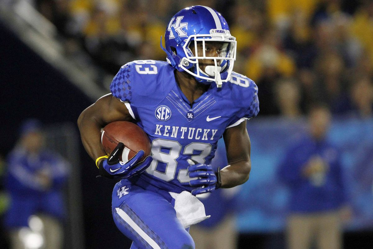 DeMarcus Sweat's exodus has left Kentucky in critical condition for wide receivers.