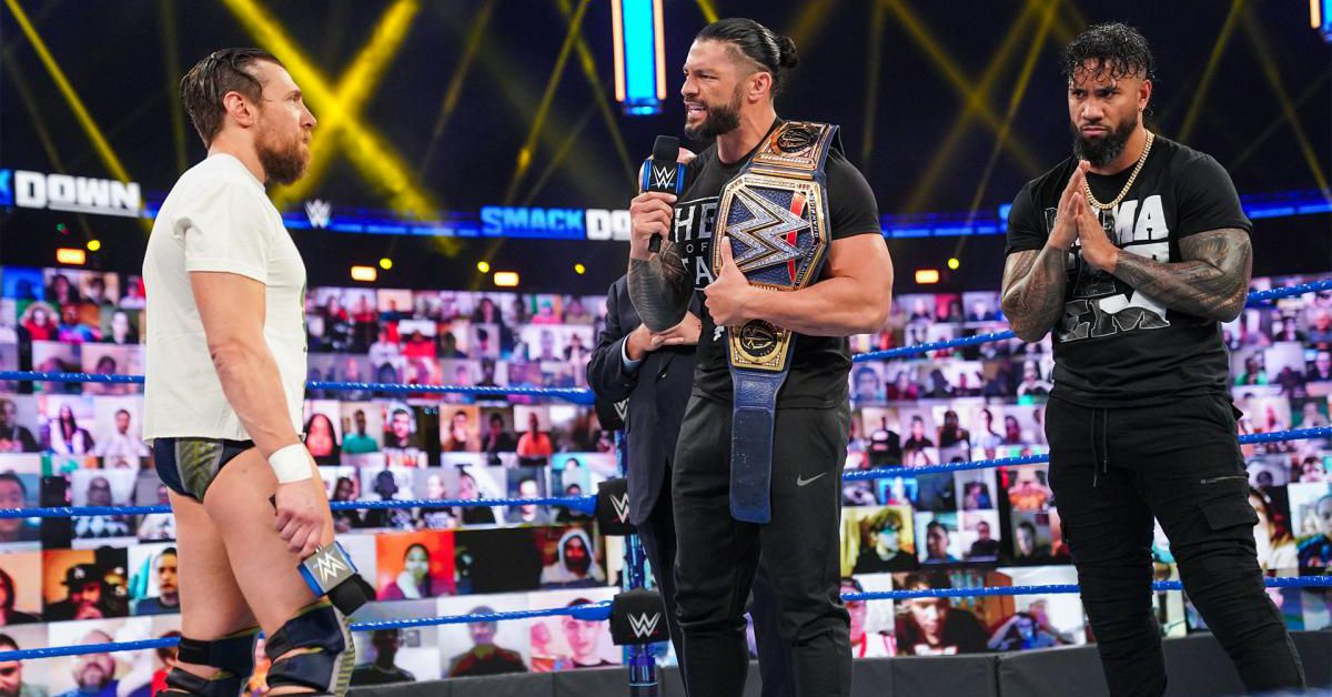 WWE SmackDown results, recap, reactions (Mar. 5, 2021): Downward trend - Cageside Seats