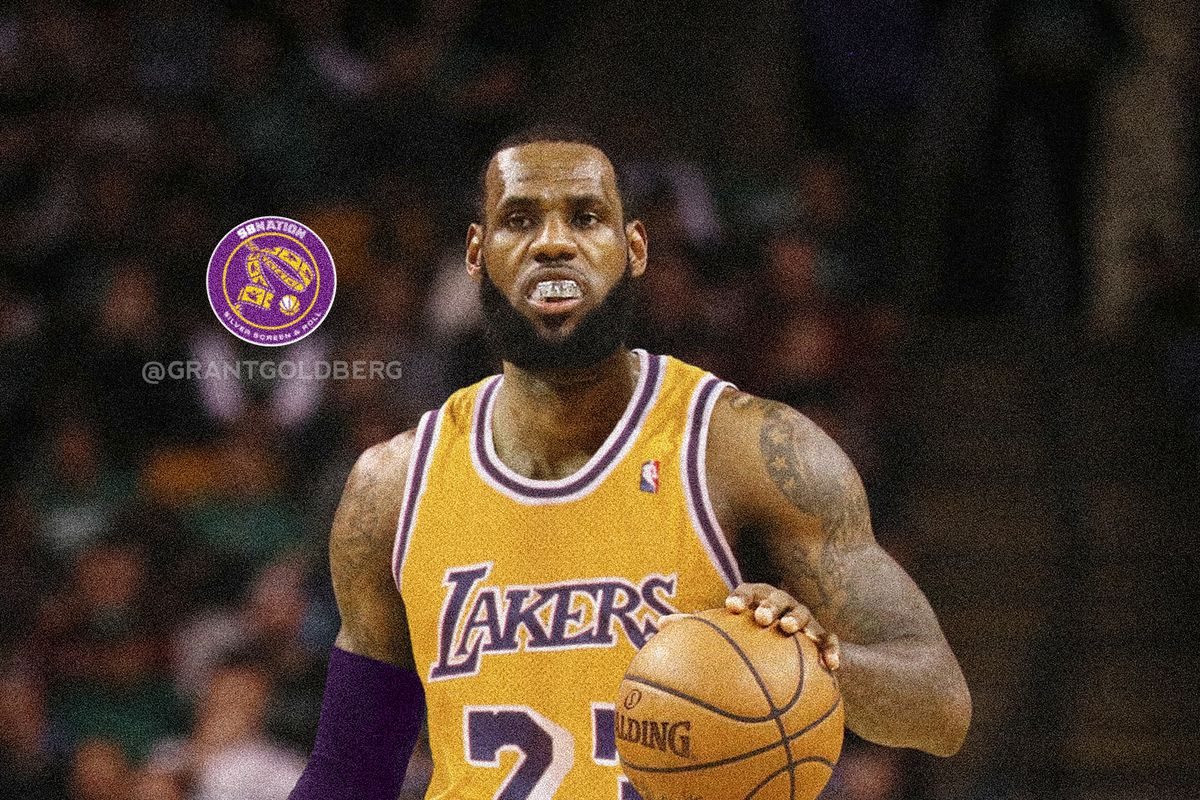 new products 35e83 34e22 Laker Film Room: How the gravity of LeBron James will make ...