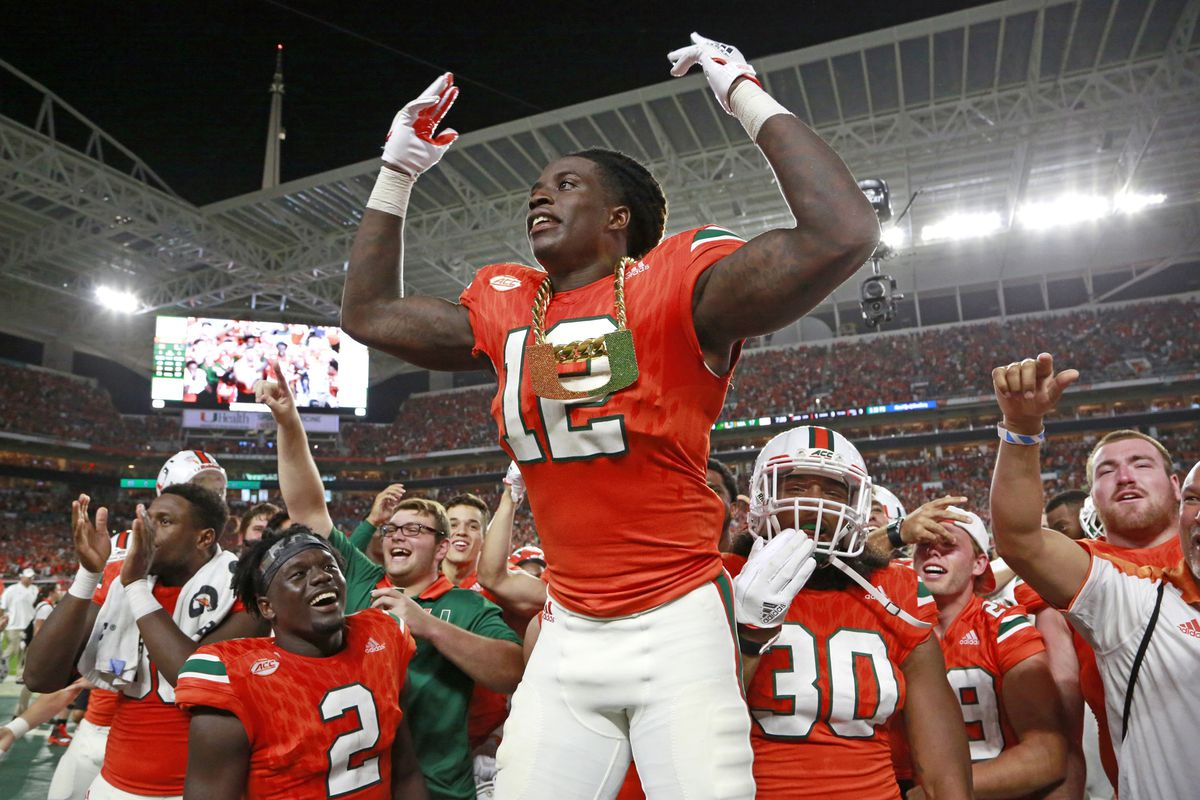 Malek Young avoided paralysis and wonât play again but heâs not done with Miami football