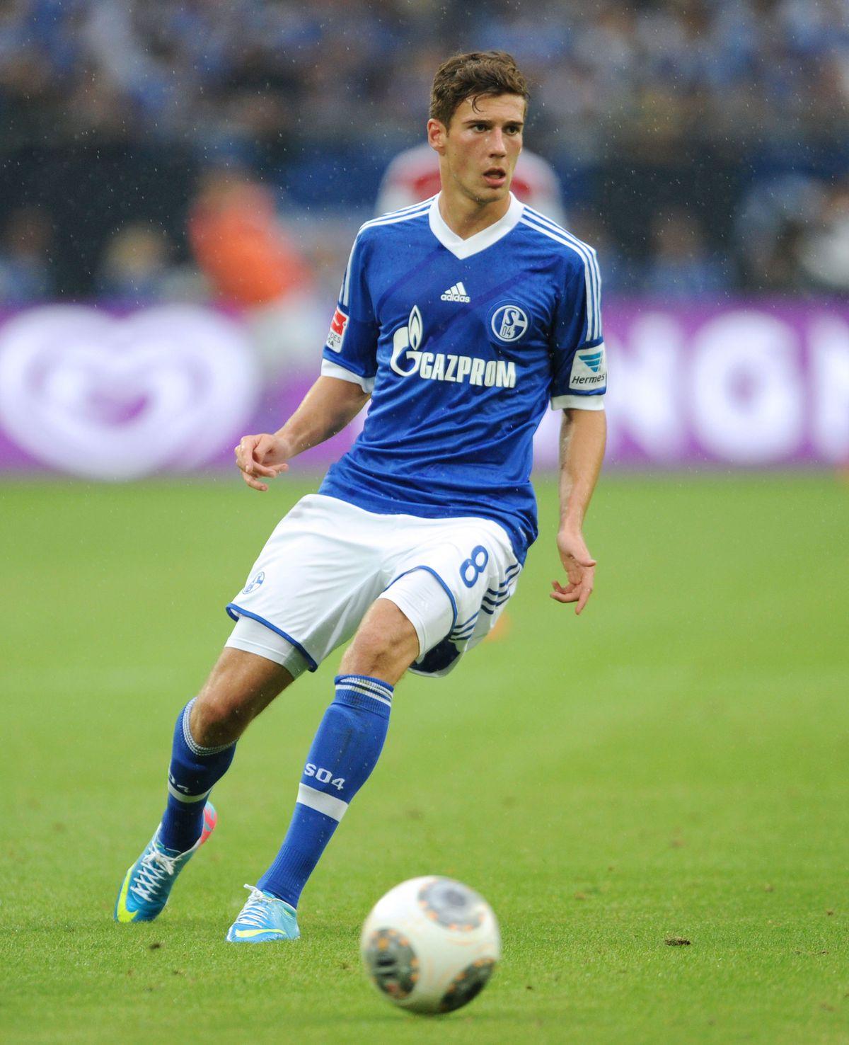 1. Bundesliga, 1. Spieltag, FC Schalke 04 - Hamburger SV