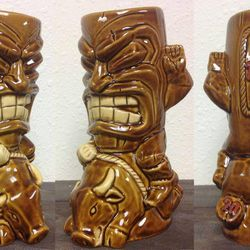 """The official Texas Tiki Week mug, of course. [Photo: <a href=""""https://www.facebook.com/drinkwellaustin/photos/pb.171569269536798.-2207520000.1403727935./890225867671131/?type=3&theater"""">Drink.Well/Facebook</a>]"""