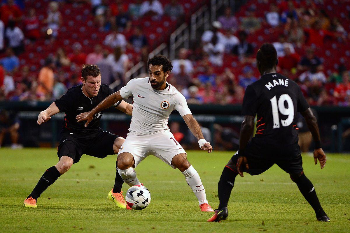AS Roma v Liverpool FC