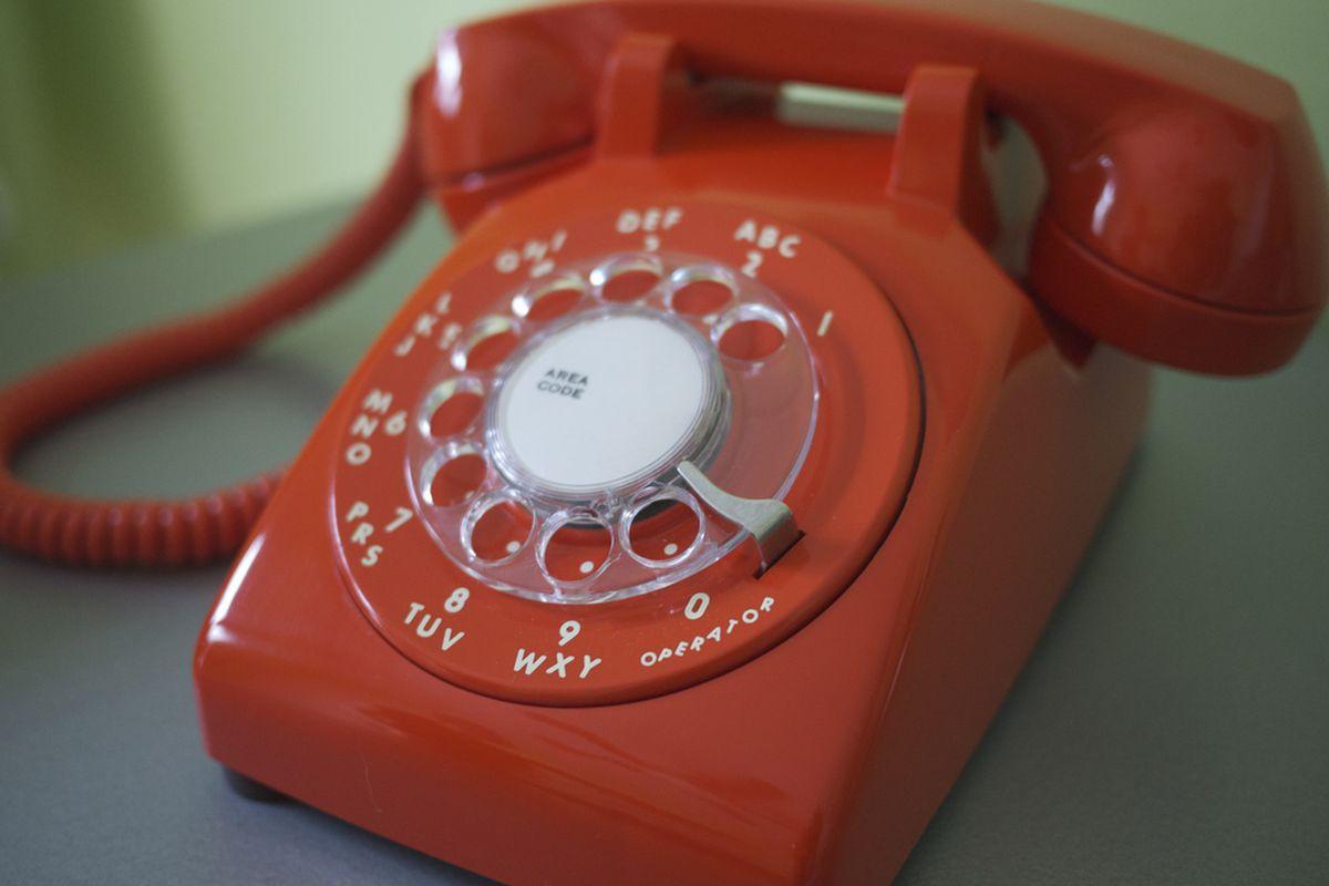 Flickr rotary phone