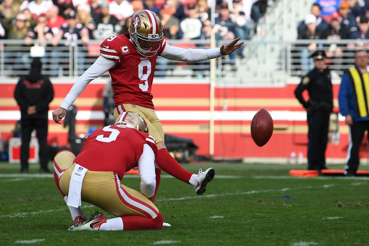 49ers no-show Robbie Gould sells home as Bears continue kicker search