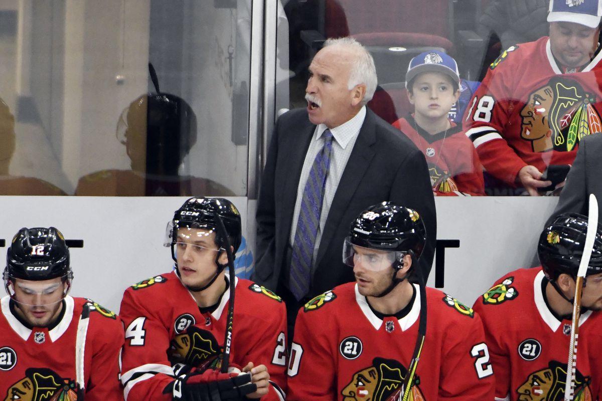 NHL: Anaheim Ducks at Chicago Blackhawks