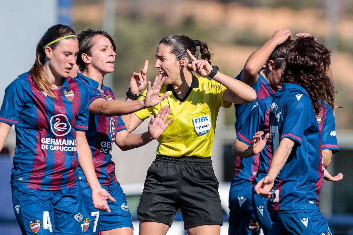 Women: Levante UD V Granadilla Tenerife
