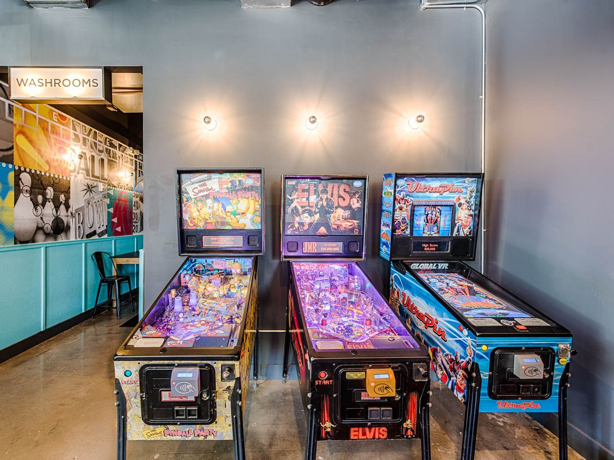 13 Game Filled Bars Around D C Eater Dc