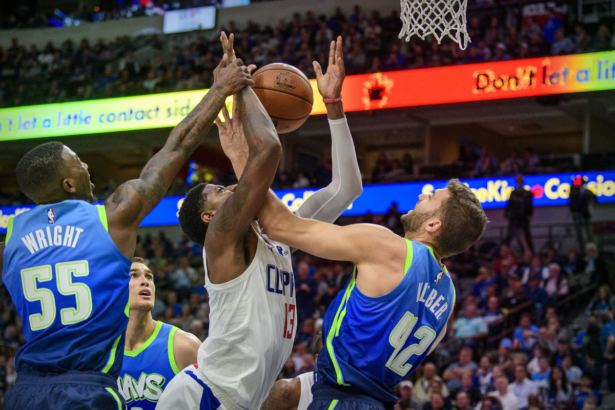 3 Things As The Mavericks Come Back Down To Earth In A 114