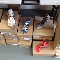 Sandals, $195—$225