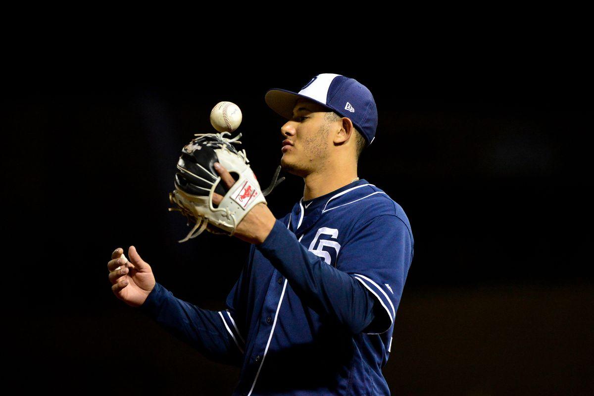 MLB: Spring Training-San Diego Padres at Colorado Rockies