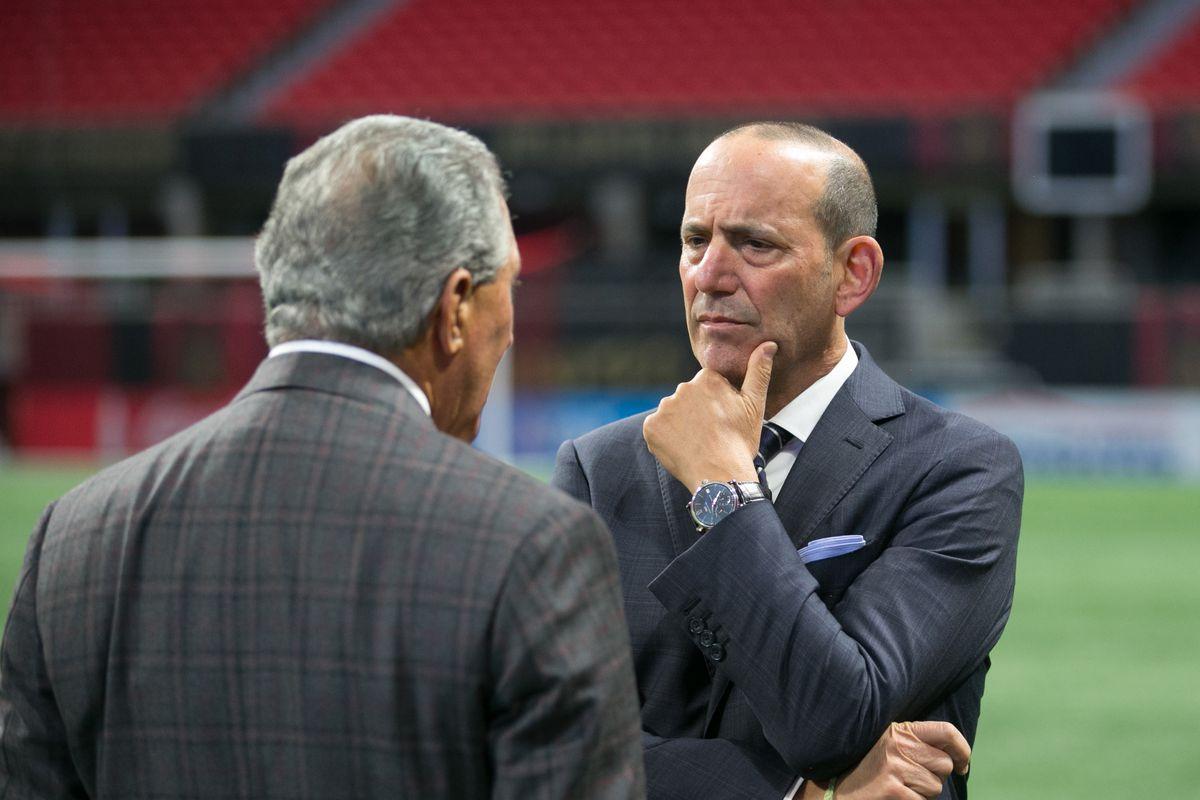 MLS: Commissioner Don Garber Press Conference