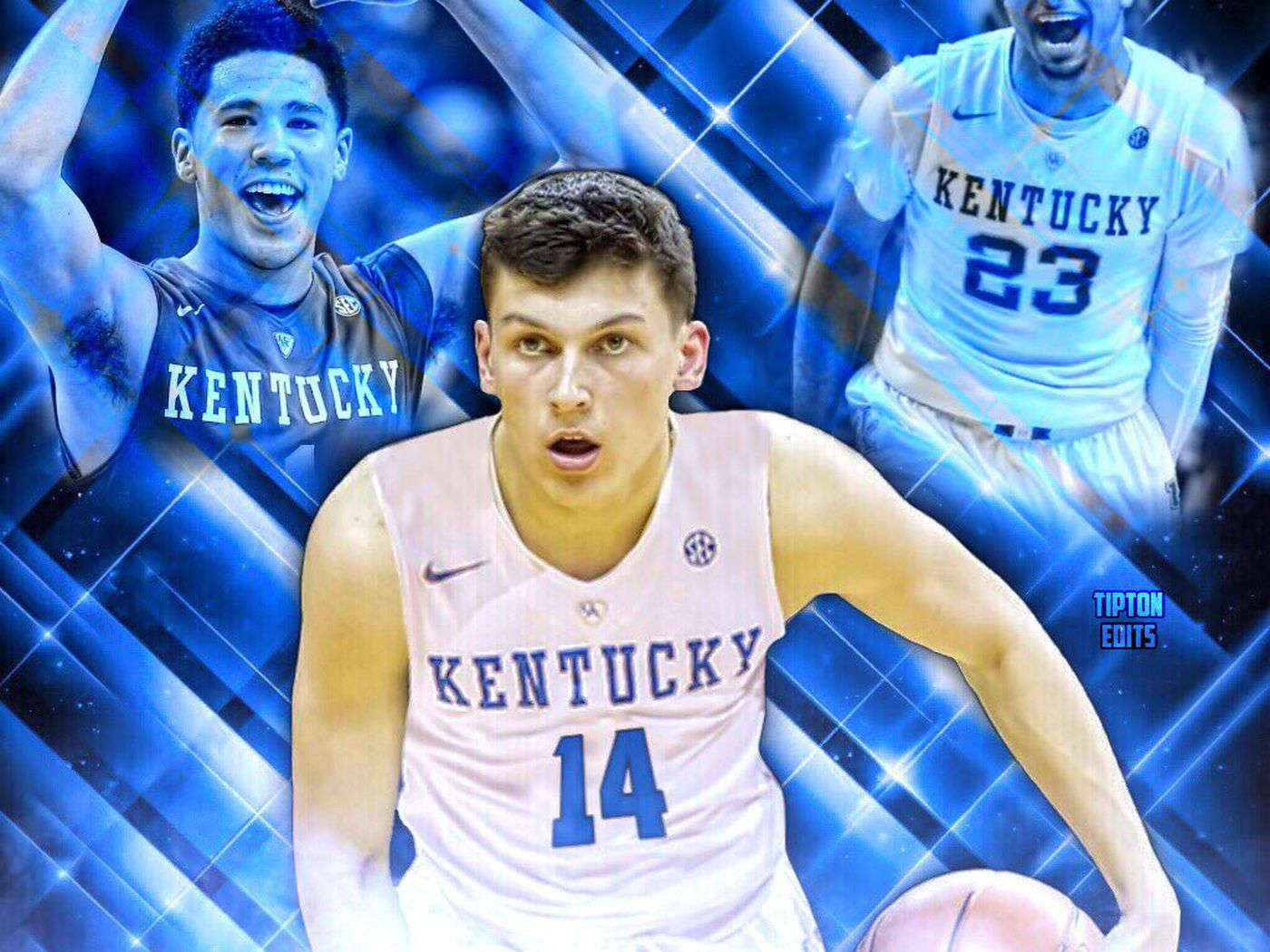 Kentucky Basketball Recruiting Tyler Herro Wants Zion