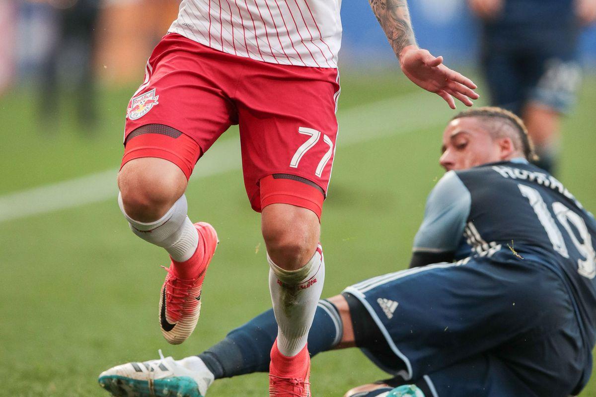 MLS: Vancouver Whitecaps FC at New York Red Bulls