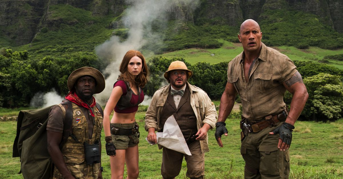Jumanji: Welcome to the Jungle mines the wrong kind of gaming nostalgia