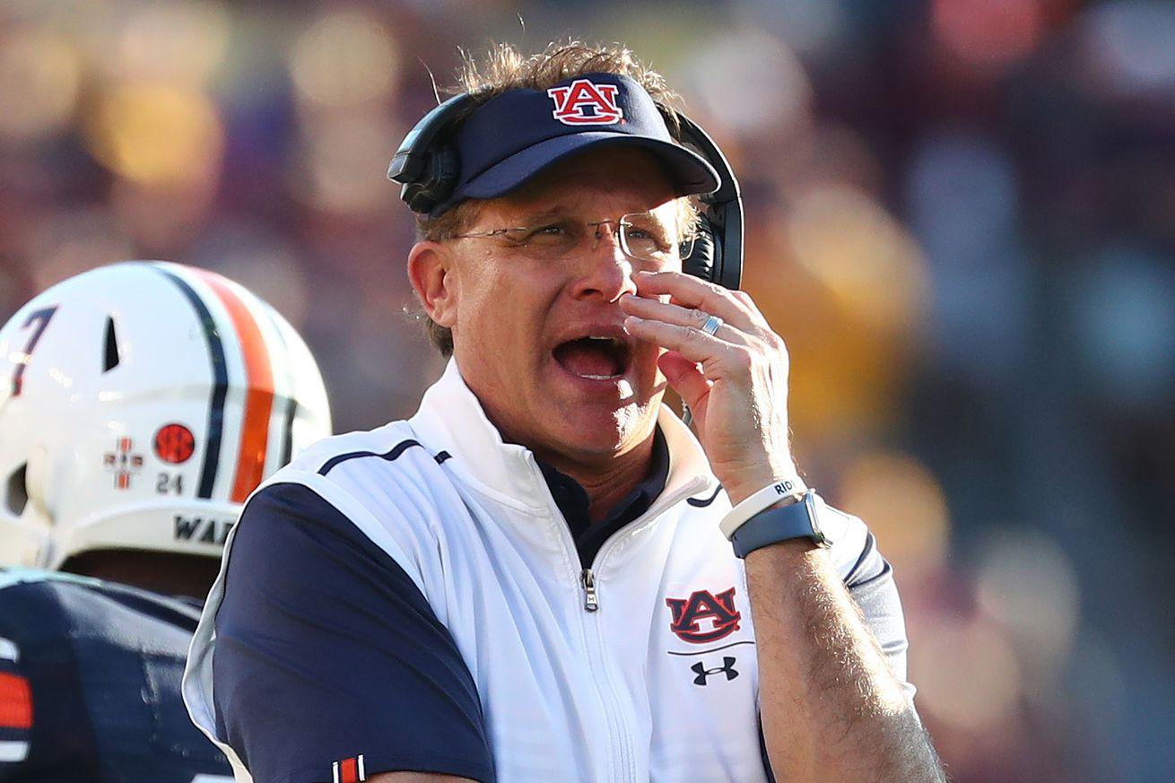 NCAA Football: Outback Bowl-Minnesota vs Auburn