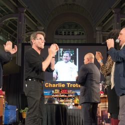 A tribute to Charlie Trotter.
