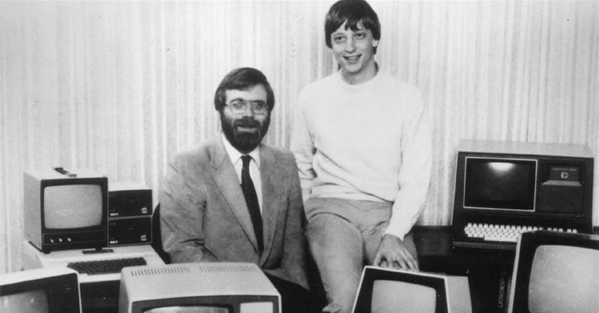 Microsoft Co Founder Paul Allen Helped Change The World