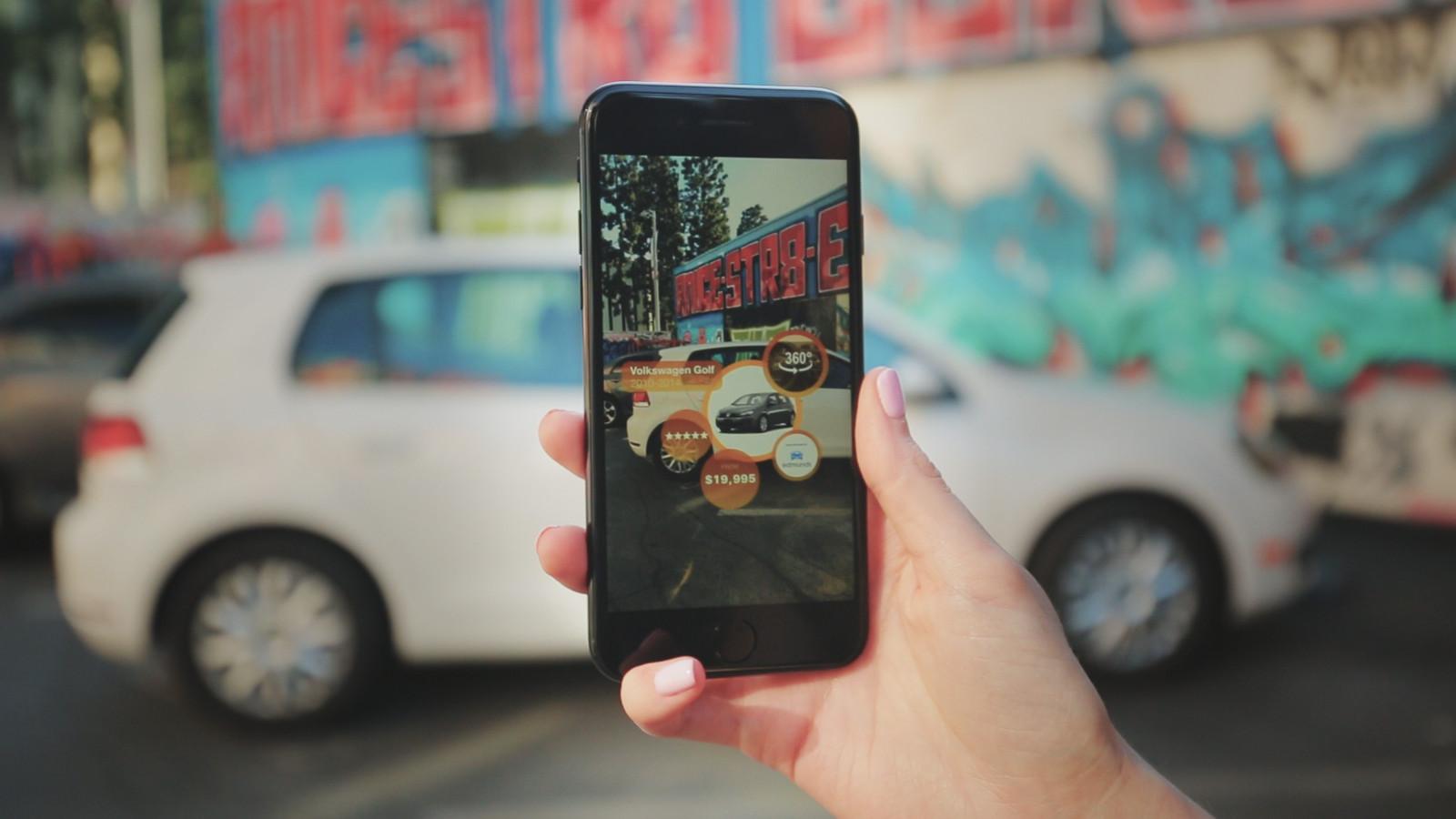 Blippar's Car-identifying App is like SeeFood for Cars