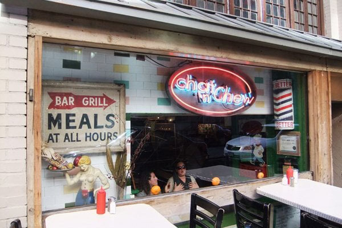 Decades Old Diner Chat N Chew Reopens In Union Square Eater Ny
