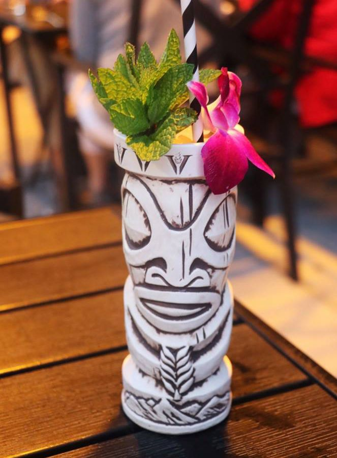 """This Lion's Tail drink is called """"Paul Rudd's Hawaiian name from Forgetting Sarah Marshall"""""""