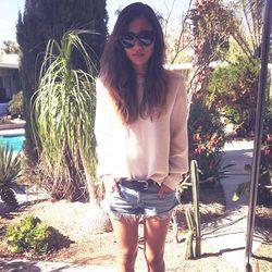 Super blogger, Rumi Neely of Fashiontoast.