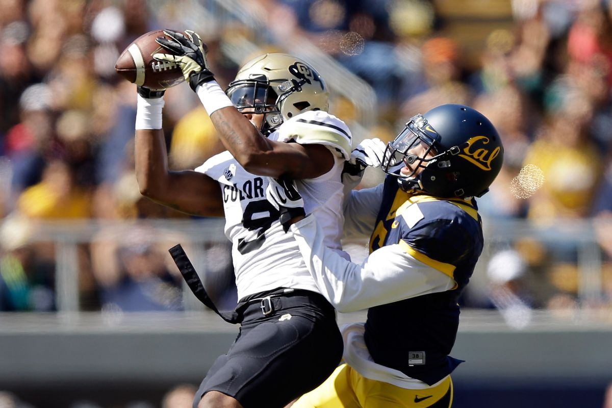 Tedric Thompson has emerged as a leader and a playmaker on the Colorado defense.