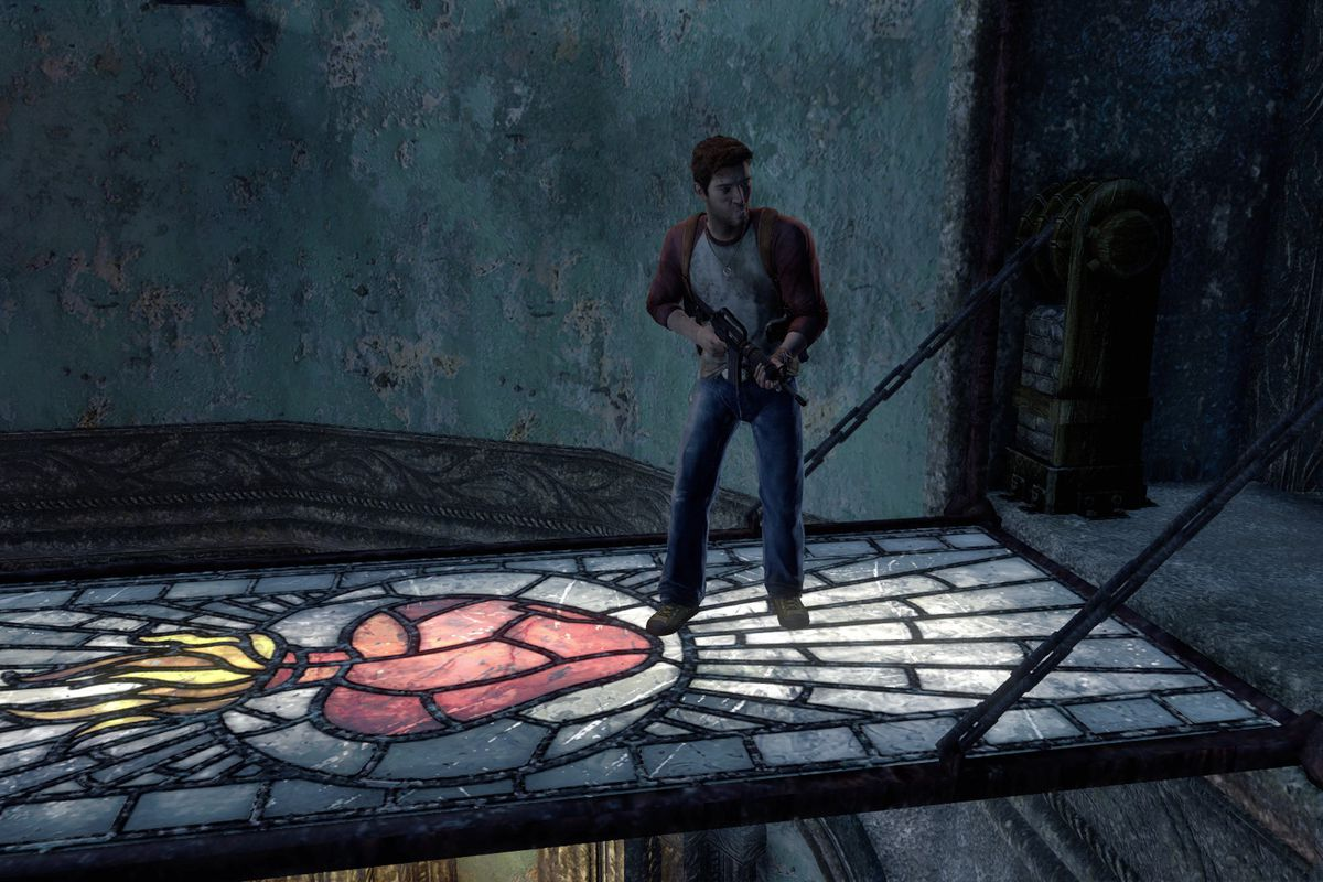 Uncharted: Drake's Fortune Chapter 15 collectible treasure locations