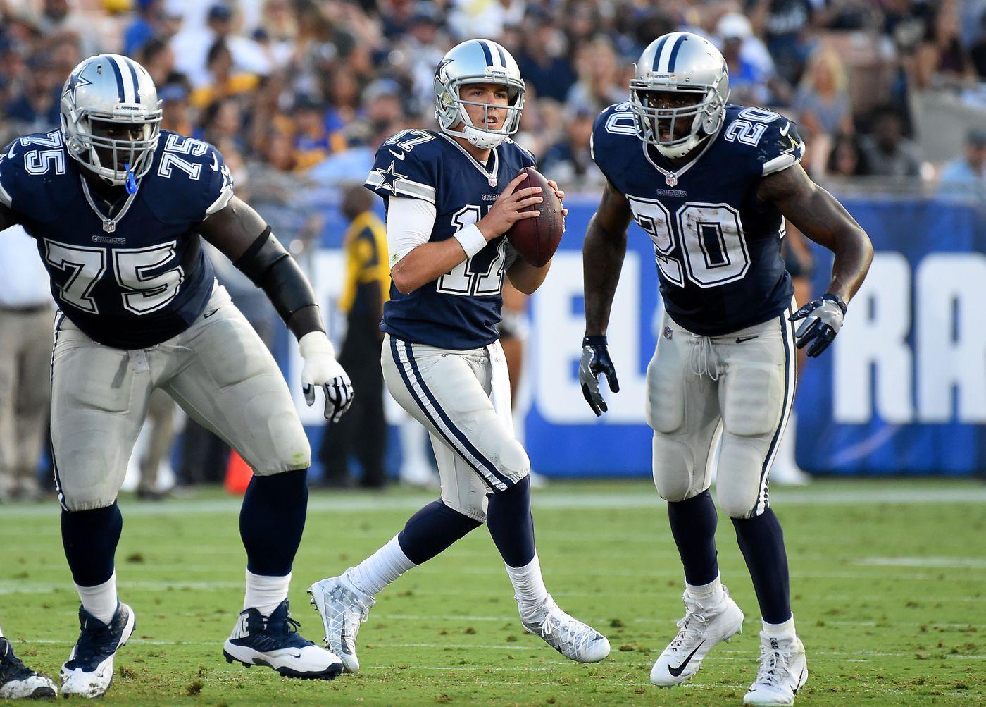 promo code 2a868 af98b Why Arkansas is wearing 'Dallas Cowboys' uniforms vs. Texas ...