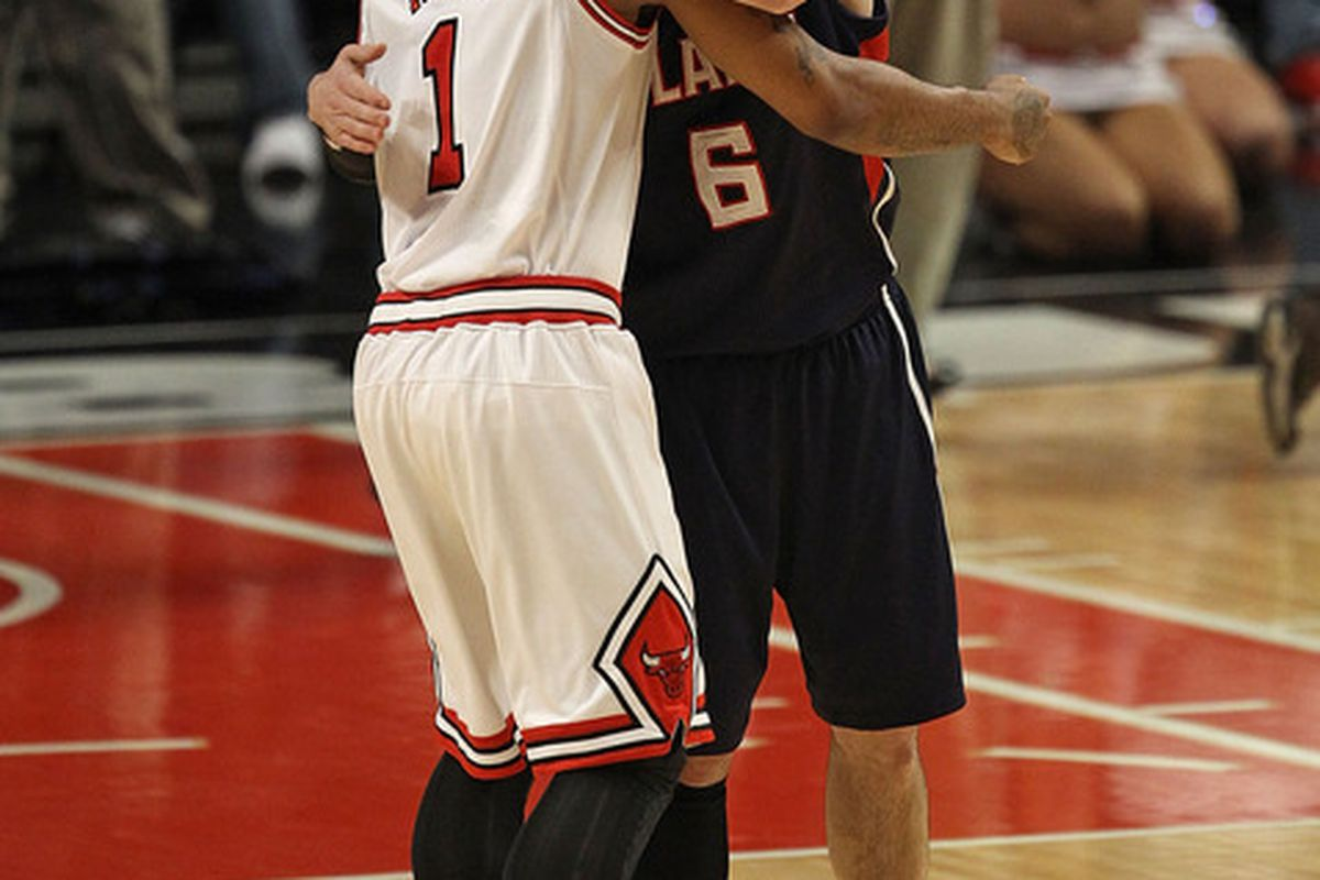 Is Kirk Hinrich the leader this Hawks team needs? (Photo by Jonathan Daniel/Getty Images)
