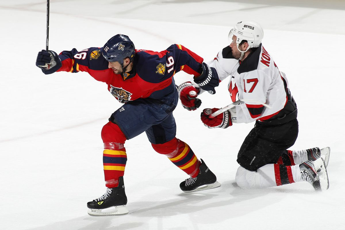 2012 NHL Stanley Cup Playoffs  Game Six Preview - Panthers Visit Devils 6a8150bc2