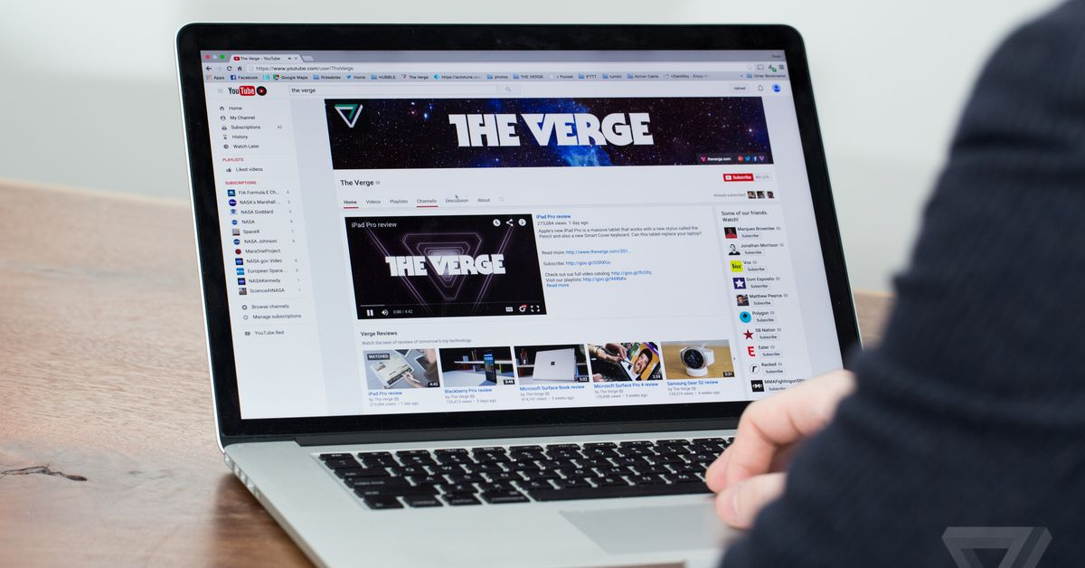 YouTube users may see 'noticeable decrease' in subscriber count as company tackles spam